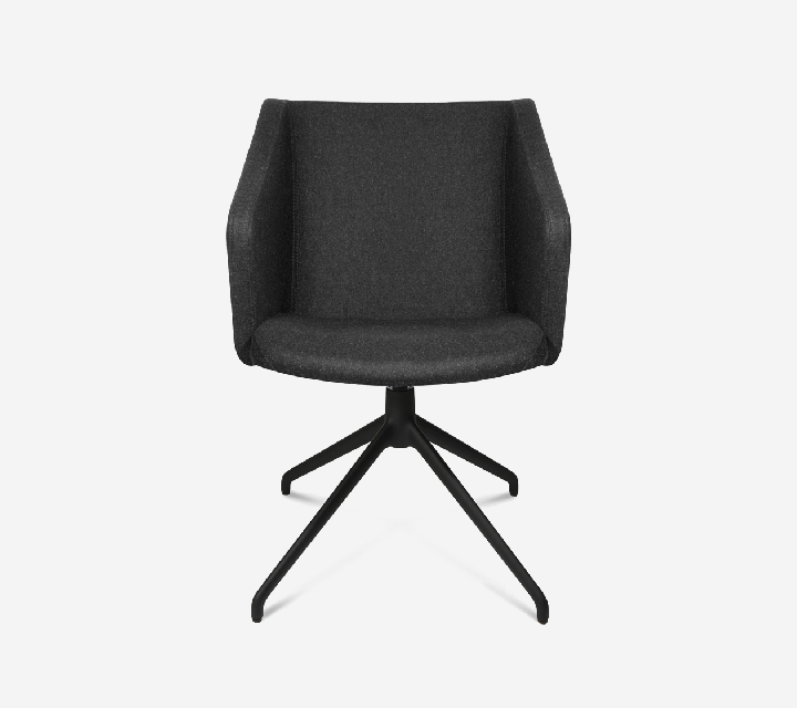 S1 - rotatable and height adjustable armchair